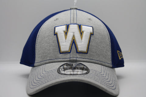 Winnipeg Blue Bombers Shadow Turn Adjustable Hat