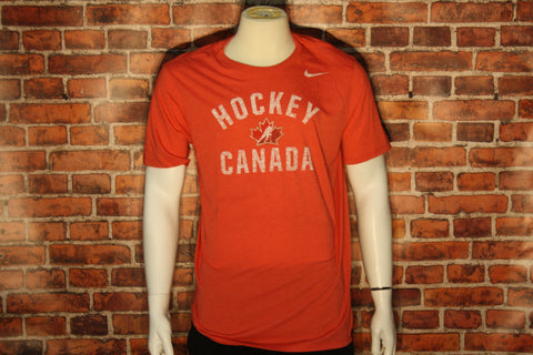 Mens Red Team Canada Tee