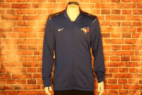 Toronto Blue Jays Nike Full Zip Pullover