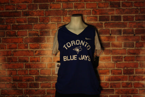 Toronto Blue Jays Womans Nike V neck
