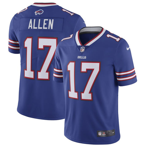 Josh Allen Buffalo Bills Nike Vapor Untouchable Limited Jersey - Royal