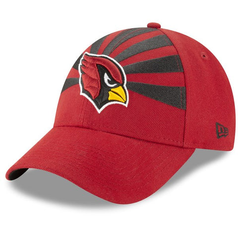 Arizona Cardinals New Era 2019 NFL Draft On-Stage Official 9FORTY Adjustable - Hat – Cardinal