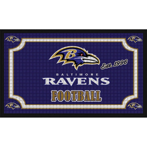 Baltimore Ravens Doormat