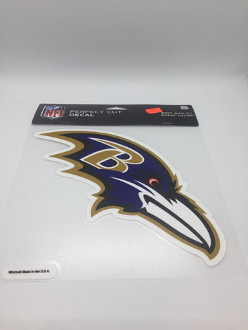 Baltimore Ravens 8x8 Decal