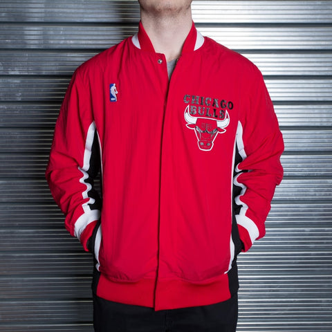 Chicago Bulls Mitchell And Ness Jacket