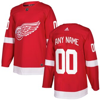 Detroit Red Wings Adidas Pro Jersey
