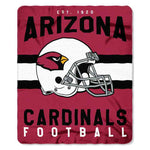 Arizona Cardinals Fleece Throw