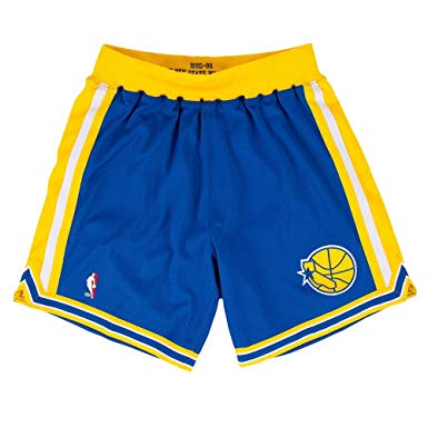 Golden State Warriors Mitchell & Ness Shorts