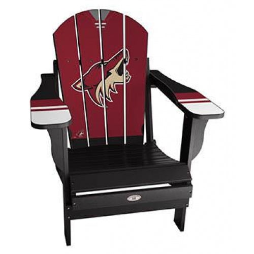 Arizona Coyotes Jersey Muskoka Chair