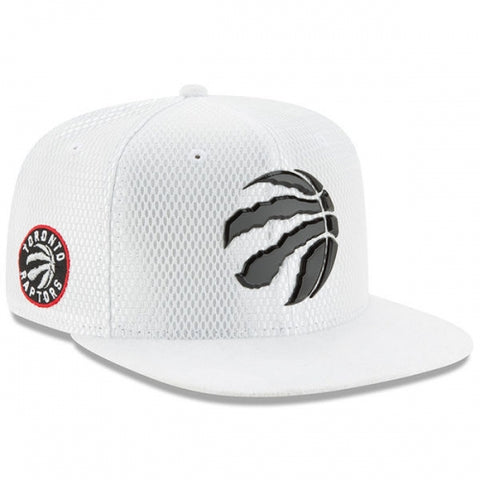 Toronto Raptors White 2017 Draft Hat
