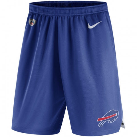 Buffalo Bills Nike Royal Knit Performance Shorts