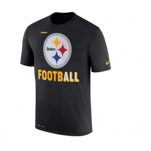 Pittsburgh Steelers Nike NFL Men's Legend Staff T-Shirt