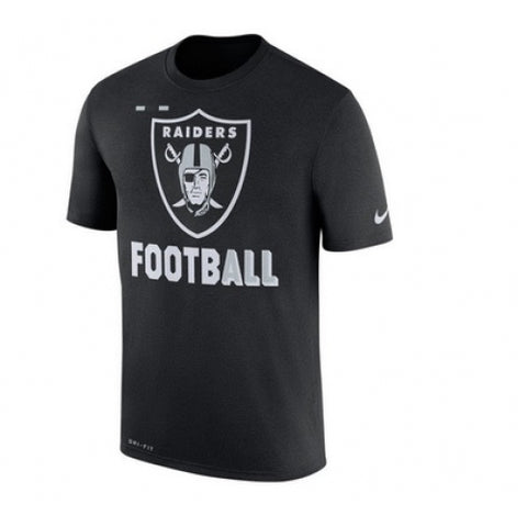 Oakland Raiders Nike NFL Men's Legend Football T-Shirt