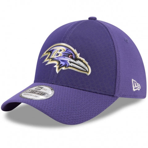 Baltimore Ravens New Era 2017 Color Rush 39THIRTY Flex Hat Purple