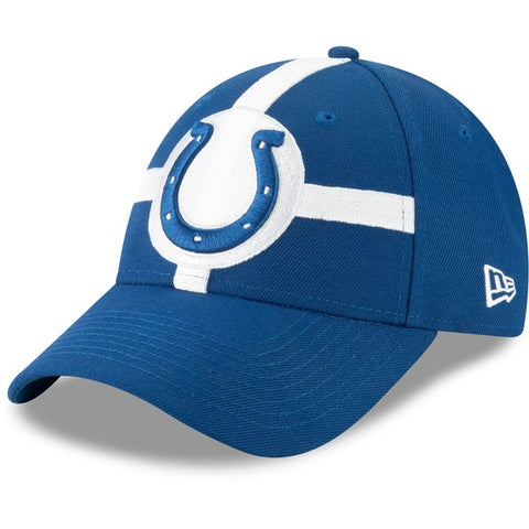 Indianapolis Colts New Era 2019 NFL Draft On-Stage Official 9FORTY Adjustable - Hat – Royal