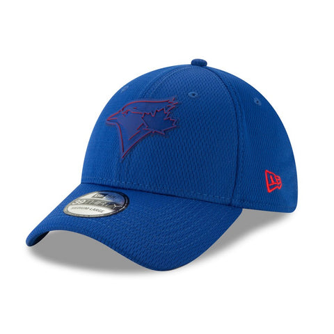 Men's Toronto Blue Jays New Era Royal 2019 Clubhouse Collection 39THIRTY Flex Hat
