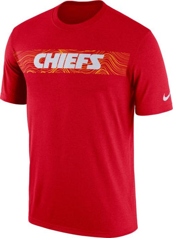 Kansas City Chiefs Sideline T-Shirt