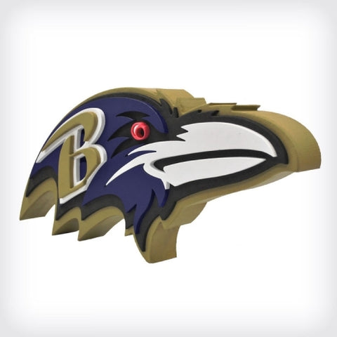 Baltimore Ravens Fan Foam