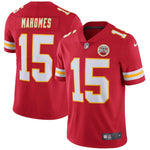 Patrick Mahomes Kansas City Chiefs Nike Limited Jersey - Red