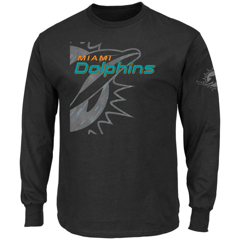 Miami Dolphins Long Sleeve Top
