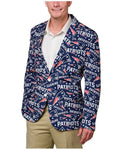 New England Patriots Suit Jacket