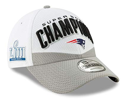 New England Patriots Superbowl Champs Hat