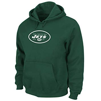 New York Jets Tek Patch Hoodie