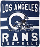 Los Angeles Rams Fleece Throw