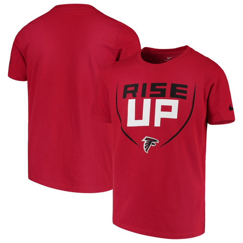 Atlanta Falcons Rise Up T-Shirt