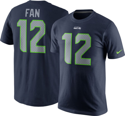 Seattle Seahawks Fan 12 T Shirt