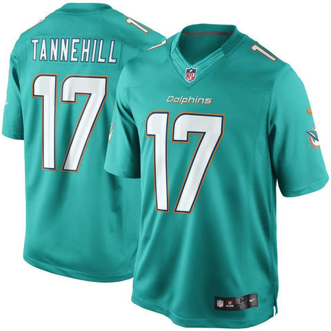 Ryan Tannehill Miami Dolphins Nike Team Color Limited Jersey - Aqua