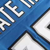 Golden Tate Detroit Lions Nike 2017 Vapor Untouchable Limited Player Jersey - Blue