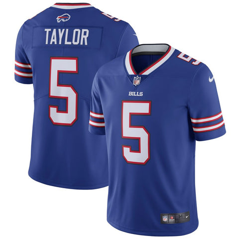 Buffalo Bills Tyrod Taylor Nike Vapor Untouchable Limited Player Jersey - Royal
