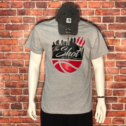 "Kawhi Leonard Toronto Raptors "" The Shot "" T-Shirt"