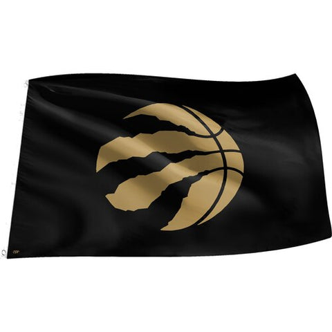 Toronto Raptors 3X5 Gold Flag