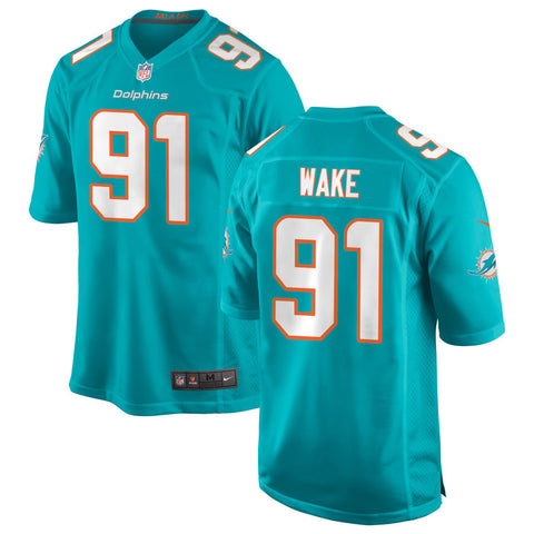 Miami Dolphins Wake Jersey
