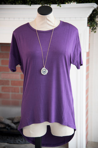 The Mandy Top Deep Purple