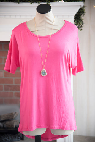 The Mandy Top Pink