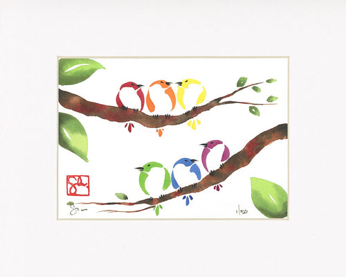 5x7 Limited Edition Print - Bird Series