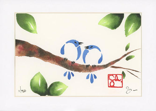 4x6 Limited Edition Print - Bird Series