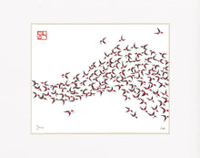 Load image into Gallery viewer, 8x10 Limited Edition Print - Murmuration Series
