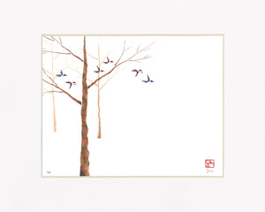 11x14 Limited Edition Print - Bird Series