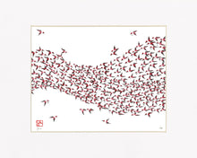 Load image into Gallery viewer, 11x14 Limited Edition Print - Murmuration Series