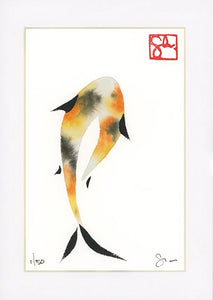 4x6 Limited Edition Print - Koi Series