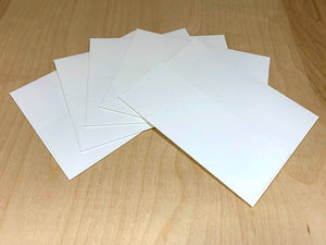 Greeting Card Set 2 - Set of 5 different cards