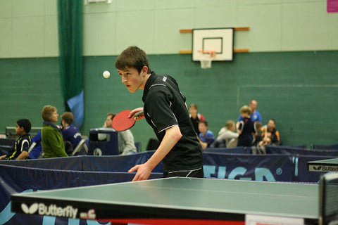 table tennis advantages