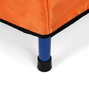 HLC mini trampoline-indoor and outdoor Collapsible Trampoline for Kids
