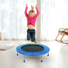 Load image into Gallery viewer, HLC mini trampoline-Indoor Outdoor-Children Portable & Folding Trampoline