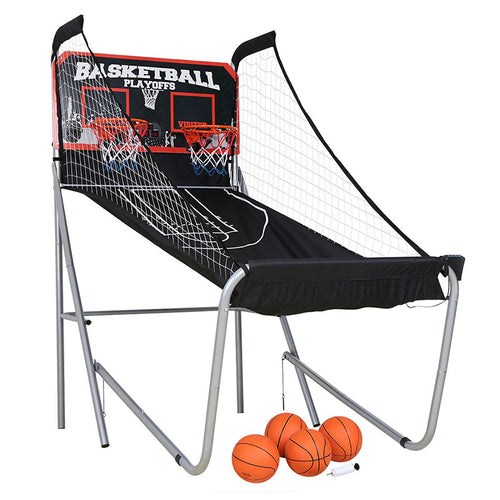 HLC - Fold-up Basketball Games Hoops