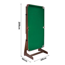 Load image into Gallery viewer, HLC - Folding Pool Ball Table in Green